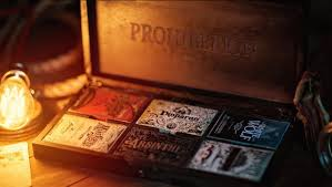 prohibition 6 deck boxed set cards simply beautiful would