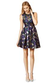 blue new years dresses rent blue blossom dress by msgm for 45 only at rent the runway