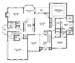 house plans with detached guest house house plans 5 bedroom 4 bathroom guest house plans revival