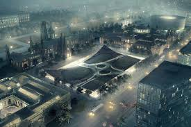 smithsonian institution south campus master plan architect