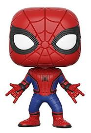 amazon funko pop marvel spider man homecoming vulture