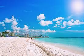 Pompano Beach Florida Map by The World U0027s 5 Best Beaches Hand Luggage Tahiti And Bora Bora