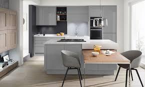 fitted kitchen ideas remo silver grey kitchen modern kitchen cabinets residential
