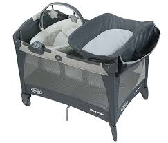 Mini Crib Vs Bassinet Graco Pack N Play Playard Newborn Napper Lx