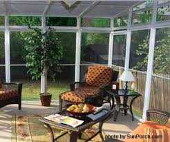 Do It Yourself Sunroom Porch Enclosures Ten Great Ideas To Consider