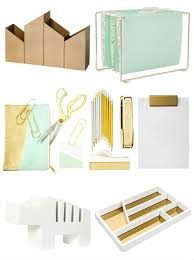 best 25 desk accessories for ideas on gold