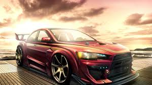modified mitsubishi lancer 2005 mitsubishi lancer 2014 modified wallpaper 1024x768 19101