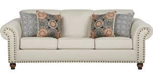court street beige sleeper transitional fabric