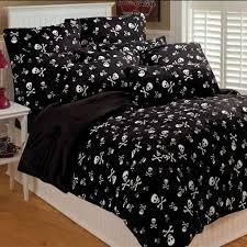 bedroom skull themed bedroom bed in a bag skulls skull bedroom