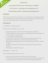 resume leadership skills examples how to craft a perfect customer service resume using examples tom hogan resume