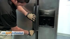 cool refrigerator handle replacement refrigerator door handle