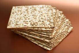 matzo unleavened bread celebrating easter and passover