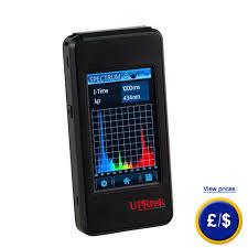 color spectrometer spectrometer mk350s