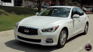 test drive 2014 infiniti q50 review car pro