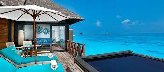 chambre sur pilotis maldives ja manafaru 5 luxe voyage maldives séjour malé
