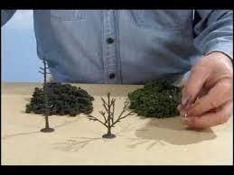 readygrass tree kit model scenery woodland scenics