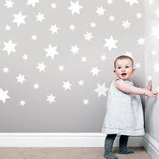 wall dressed up decals for instantly stylish walls 49 white star wall decals wall dressed up 1