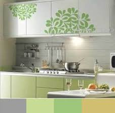 kitchen stencil ideas a charming bedroom makeover armoires stenciling and wallpaper