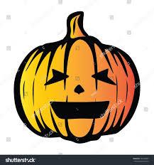 Halloween Vector Images Pumpkin Halloween Vector Stock Vector 520164607 Shutterstock