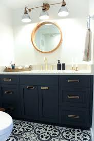 navy vanity bathroom white painted wall bathroom navy bathroom accessories