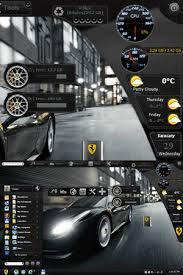 free download themes for windows 7 of car aston desktop themes 3d animated desktop themes replace windows
