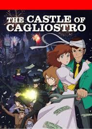 the castle of cagliostro hayao miyazaki by lucas grangeiro