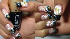 pretty cute nail art designs simple easy nail art paint ideas