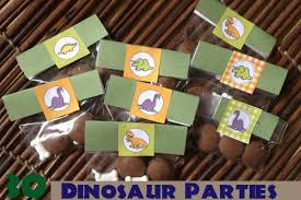 dinosaur party favors 30 dinosaur birthday party ideas you will spaceships and