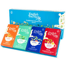 tea shop organic classic tea collection 60 bags