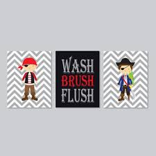 Pirate Bathroom Decor by Best Bathroom Rules For Kids Products On Wanelo