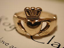 clatter ring claddagh ring