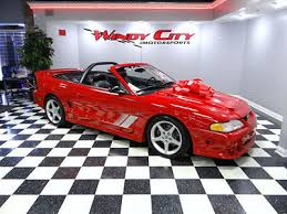 mustang gt 281 ford mustang saleen s 281 1996 ford mustang gt saleen s 281