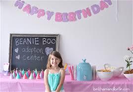 beanie boo adoption party girls u0026 boys beckham belle