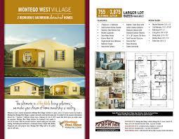 montego west village 2x2 gore developments ltd real estate in