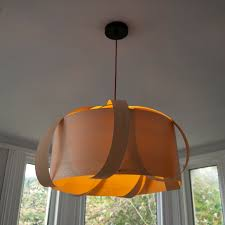 Wood Veneer Pendant Light Inspiring Wood Veneer Pendant Ls Archiproducts Wooden Lshade