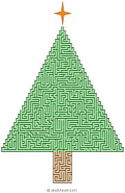 large tree maze