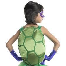 Tmnt Halloween Costumes Teenage Mutant Ninja Turtles Girls U0027 Donatello Tutu Halloween Costume