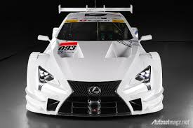 lexus lc 500 indonesia lexus lc500 super gt ready to race with a 2 0 liter twin turbo
