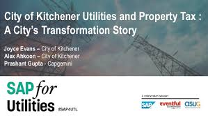 capgemini si e social city of kitchener utilities and property tax a city s transformatio