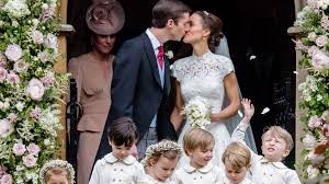 pippa middleton wedding kate william george charlotte