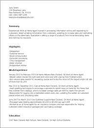 experienced it professional resume resume template and