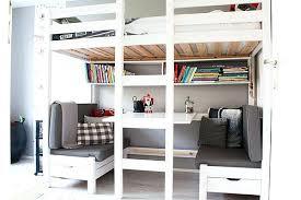 Kid Bed With Desk Bunk Bed And Desk Loft Beds With Desks Underneath Photo Details