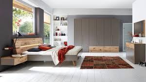 schlafzimmer thielemeyer thielemeyer doppelbettgestell mit braune lackoberflächen havanna