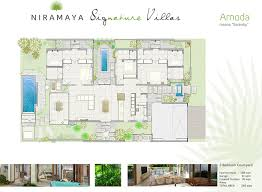 villa floor plans merry 5 duplex house plans for 6040 site villa