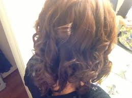 does hair look like ombre when highlights growing out full head highlights growing out added some non perm brown and