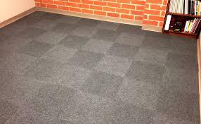 Carpet Tiles In Basement Carpet Tiles For Stairs U2013 Home Design Ideas Using Carpet Tiles