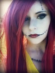 halloween zombie bride makeup sally makeup tutorial mugeek vidalondon