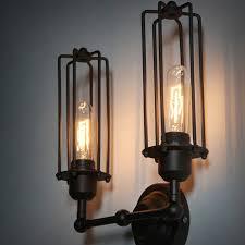 Vintage Bedroom Lighting Vintage Wireless Wall L Indoor Bedroom Light