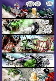 hulk bullseye marvel adventures avengers 32 comicbooks