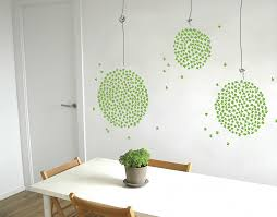 glistening hanging lights u2013 your decal shop nz designer wall art